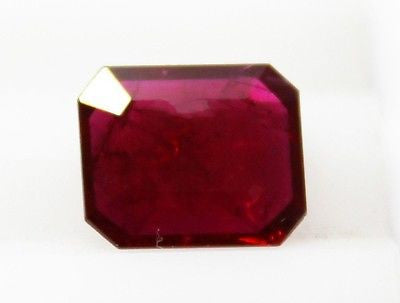 2.75 Ct Fine Natural Ruby Mozambique UnTreated Loose GemStone - RareGem.IN