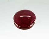 26.10 Ct Fine Natural Ruby Mokok UnHeated UnTreated Loose GemStone - RareGem.IN