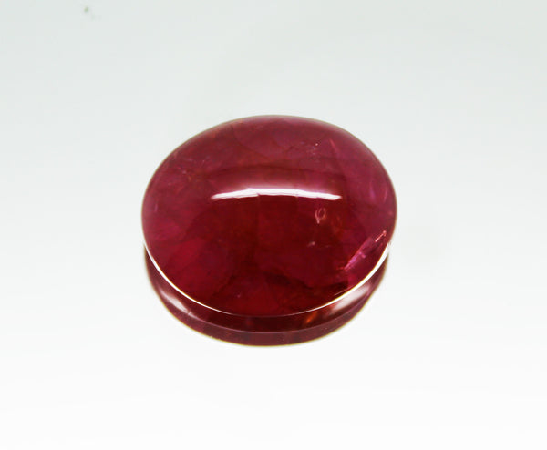 26.10 Ct Fine Natural Ruby Mokok UnHeated UnTreated Loose GemStone - R A R E G E M . I N