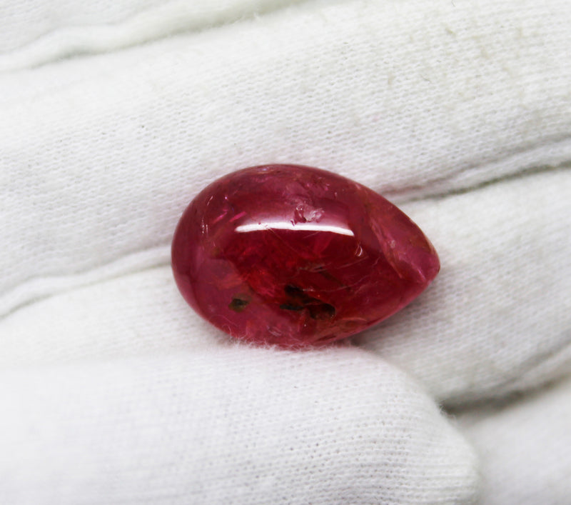 27.03  Ct Fine Natural Ruby Mokok UnHeated UnTreated Loose GemStone - R A R E G E M . I N