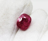 5.25 Ct Fine Natural Ruby Mokok UnHeated UnTreated Loose GemStone - RareGem.IN