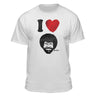 Bob Ross I Heart T-shirt