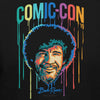 Bob Ross Paint Drip Comic Con 2019 T-Shirt