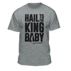 Army of Darkness Hail To The King Baby Adult Evil Dead Men's T-Shirt