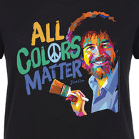 Women's - Bob Ross All Colors Matter - V-neck