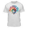 Bob Ross Good Vibes Only Official White Classic T-shirt