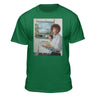 Bob Ross Painting Photo Official T-shirt