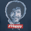 Bob Ross The Joy of Painting #Happy Smiling T-shirt