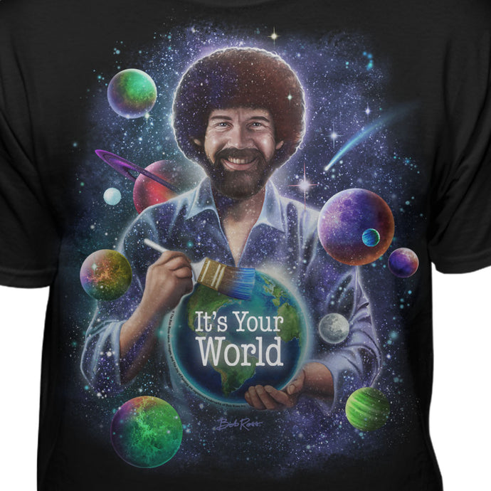 Bob Ross Officially Licensed
