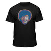 Bob Ross Trippy Word Fill T-Shirt