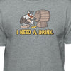 Hagar the Horrible I Need A Drink T-Shirt