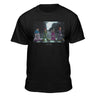 Killer Klowns From Outer Space Abbey Road Official Licensed T-Shirt