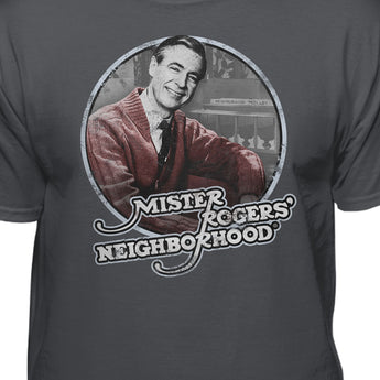 Mister Rogers' Neighborhood Men's Short Sleeve Classic T-shirt