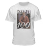 Mister Rogers Keepin It 100 Official Licensed T-shirt