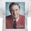 Mister Rogers Neighborhood Short Sleeve White T-Shirt