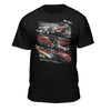 "NHRA Official ""The Best Four Seconds Of My Life"" T-Shirt"