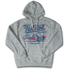 "NHRA ""National HotRod Association"" 80's Graphic Hoodie for Men and Women (Multiple Colors)"