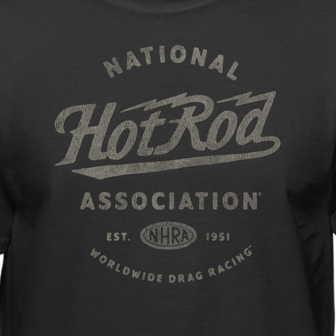 NHRA Official Men's Vintage T-Shirt