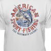 Official American Sport Fishing T-Shirt