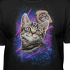 Cute Cat 80s Photo T-Shirt