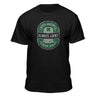 Irish Brewed Always Lucky Beer Label St. Patrick's Day Tshirt
