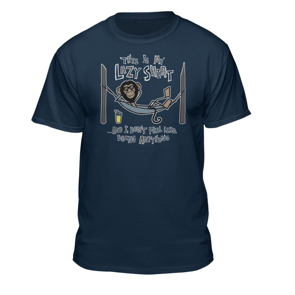 c87d22eaf This is My Lazy Shirt Funny T-Shirt – Teelocity