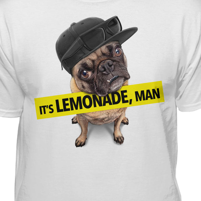 It's Lemonade Man Ice-T Pug Life T-Shirt