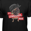 "Pug Dog Ice-T ,""It's Lemonade, Man"" T-Shirt"