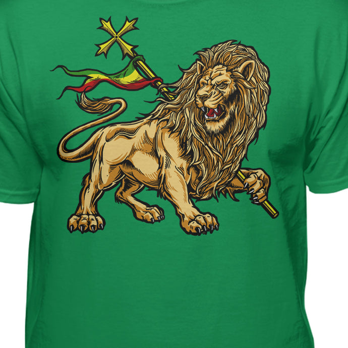 Rasta Flag T-shirt