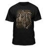 Grim Reaper Pin-up American Gothic Fashion T-shirt