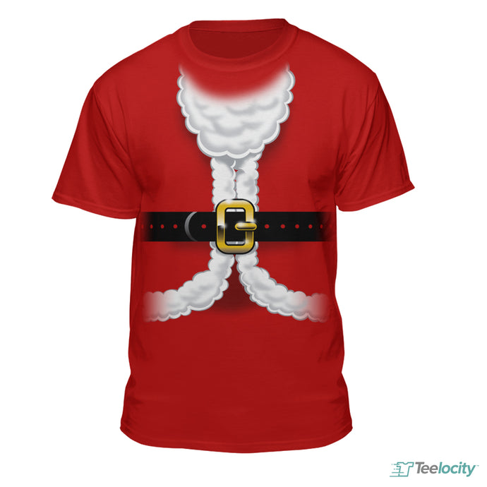 Santa Christmas Costume T-Shirt