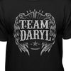 TV Show Daryl Dixon Team Daryl Zombies T-Shirt