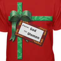 God's Gift To Women Christmas T-Shirt