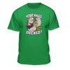 Exclusive Popeye Your Halls are gonna Get Decked T-Shirt