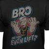 Popeye The Sailor Man Bro Do You Even Lift Official Vintage T-shirt