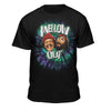 Cheech & Chong Up in Smoke Mellow Out Official Licensed T-Shirt