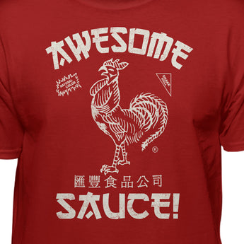 Sriracha Awesome Sauce Men's T-Shirt