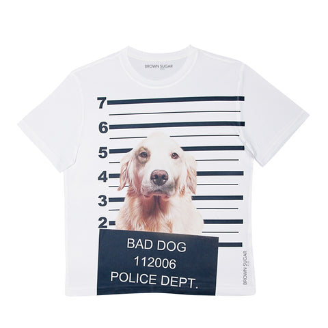 BAD DOG • ADULT TEE