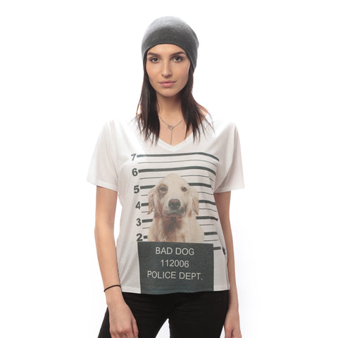 BAD DOG • VINTAGE SLOUCHY TEE