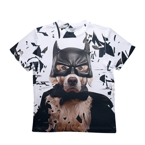 THE DOG KNIGHT • ADULT TEE