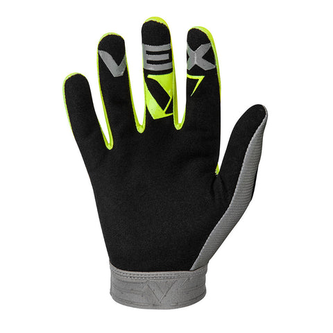 VX-1 Glove Grey/FloYellow