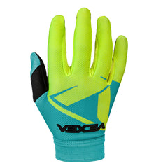 VX-1 GlovesTeal/Flo Green