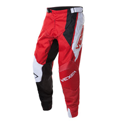 VX-1 Pant Red/White
