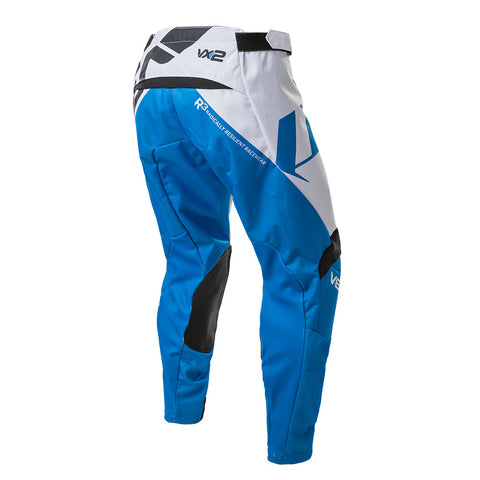 VX-2 Pants Blue Fade / White
