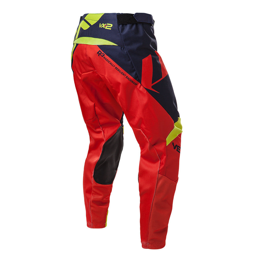 VX-2 Pants Navy / Orange