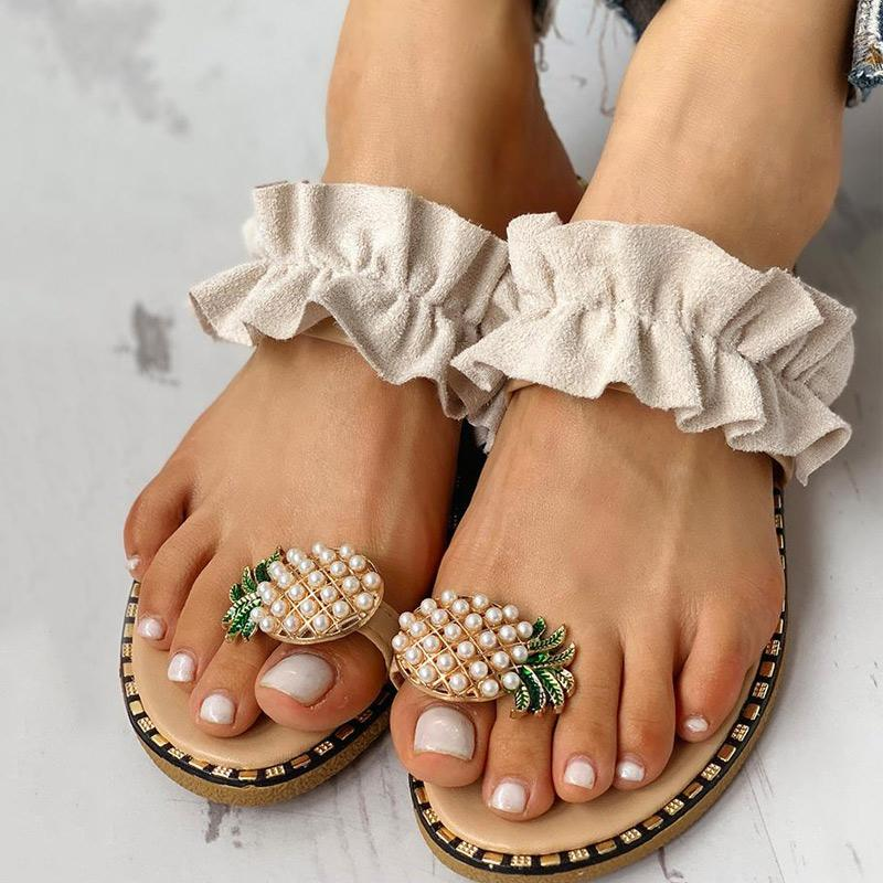 Pineapple Sandals