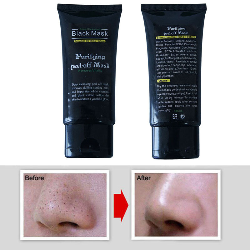 DEEP CLEANSING BLACK MASK