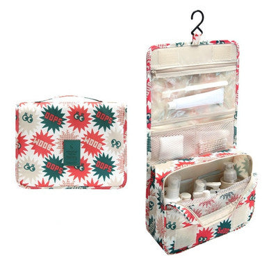 Travel Beauty Kits And Toiletry  Accessories Hanging Bag