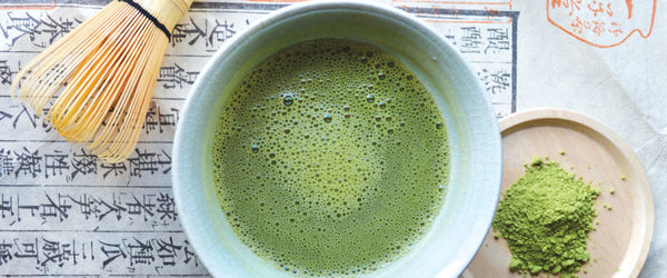 7 Wonders of Matcha Green Tea
