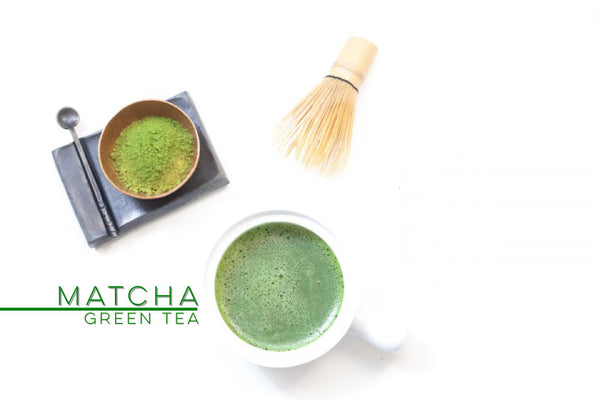 Studied Benefits of Matcha